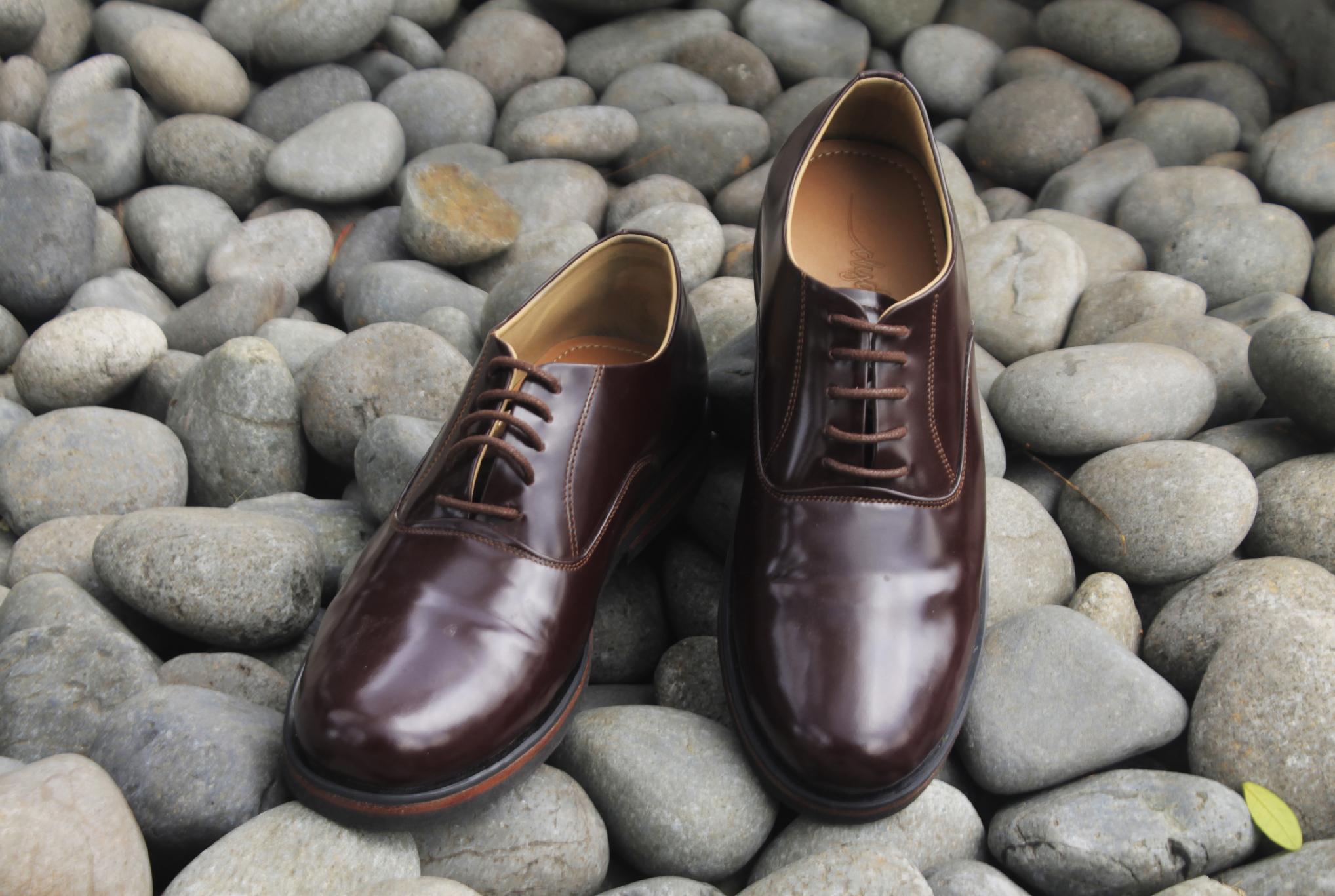 Jual Sepatu Oxford kulit – Make your impression exclusive