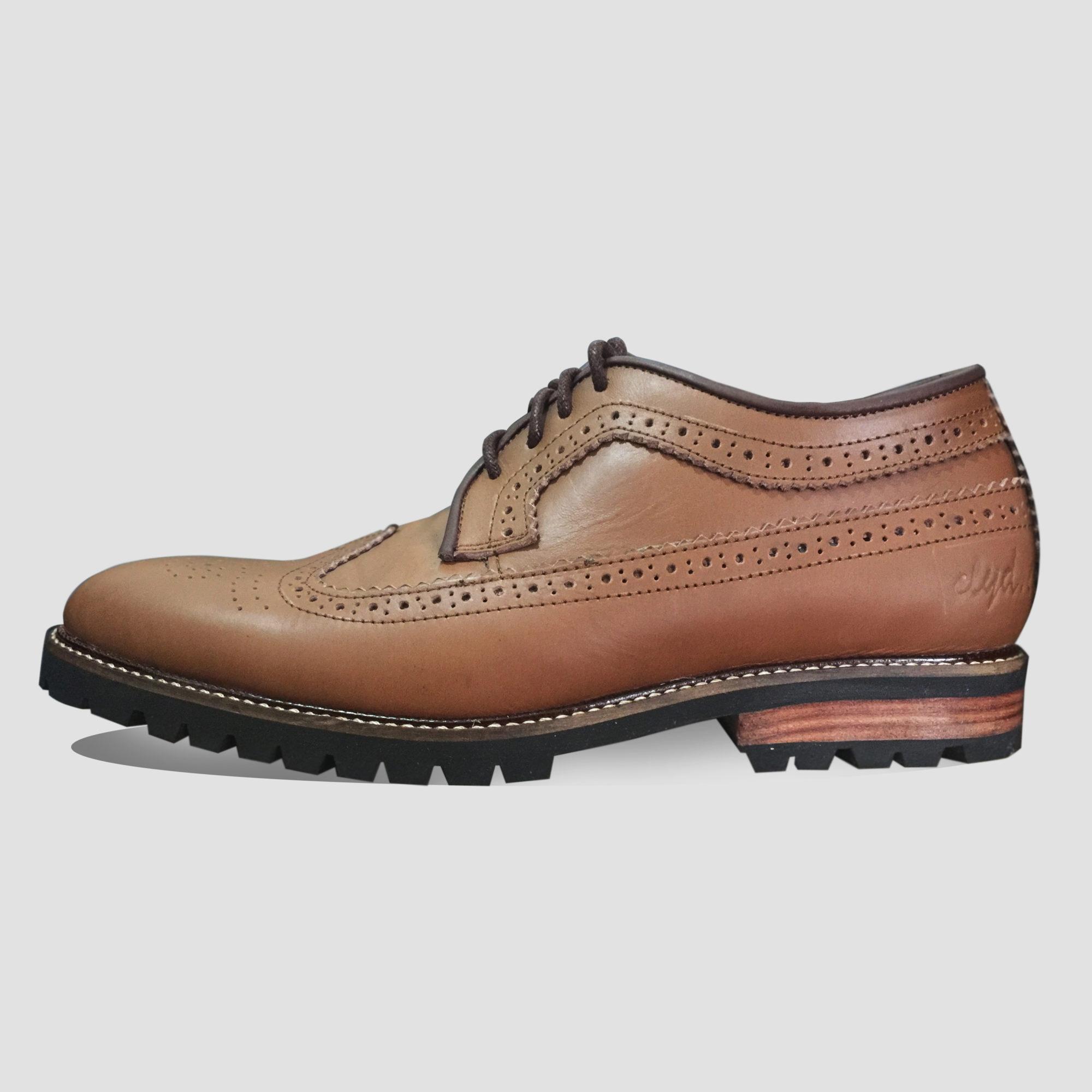 Jual Sepatu Kulit Homemade – Confidence and Comfy