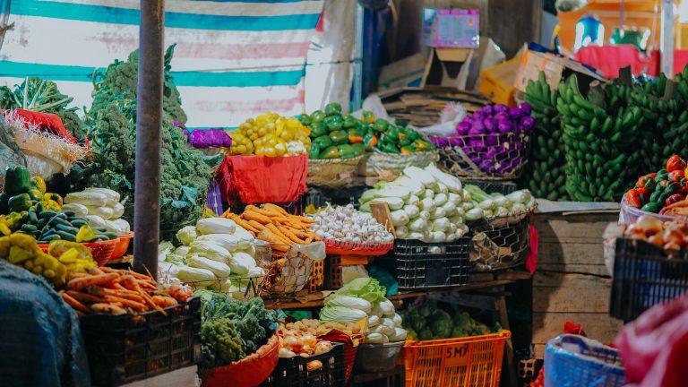 Belanja sayur online saat Corona