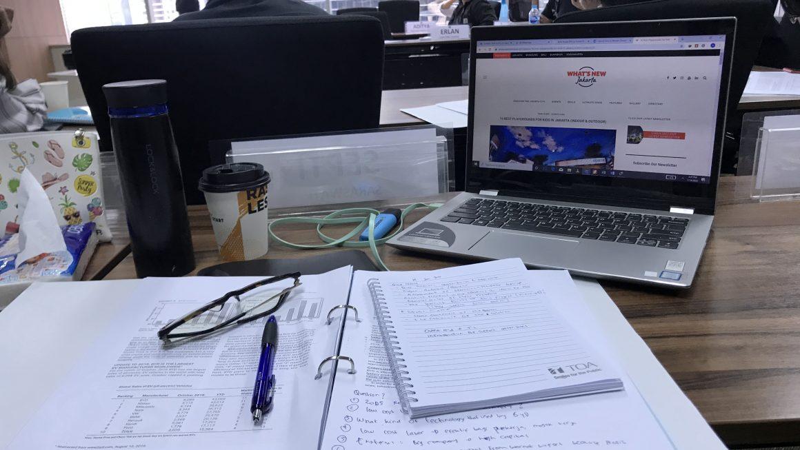 Kuliah SBM ITB Jakarta